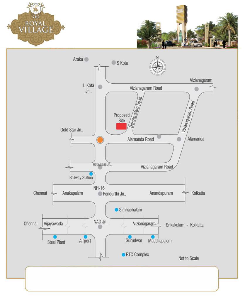 Royalvillage-location