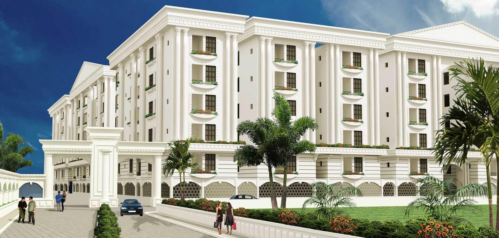 Affordable premium apartments